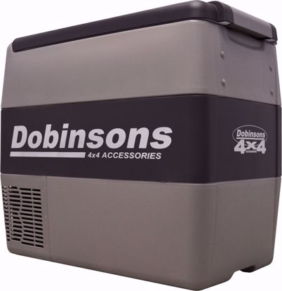 Picture of Dobinsons FF80-3950 Portable 50L Travel Fridge / Freezer