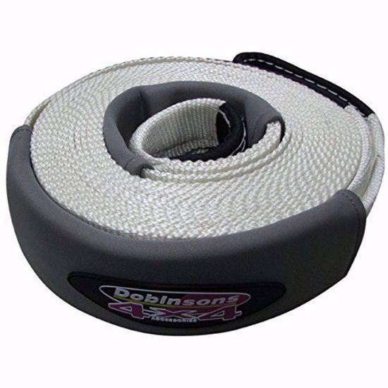 "Picture of Dobinsons SS80-3802 Dynamic 3"" Tow Strap, 30ft, Rated @ 17.5k lbs"