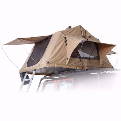 Picture of Smittybilt 2783 Overlander Folding Rooftop Tent