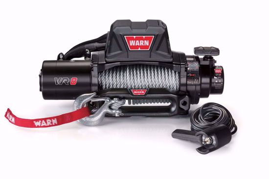 Picture of Warn 103250 VR8 Offroad Winch, 8k lbs