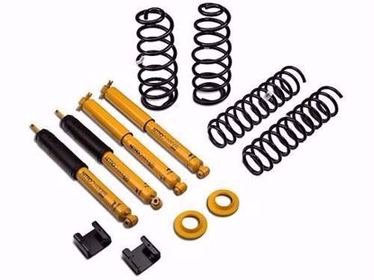 "Picture of Old Man Emu OMEJK4DHKS JK Jeep Wrangler 4-Door 2"" Heavy Load Suspension Lift Kit"