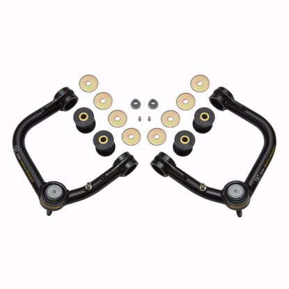 Picture of Icon 58450DJ Toyota 2nd & 3rd Gen Tacoma Tubular Control Arms, Delta Joint