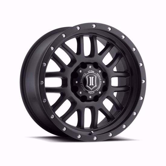 "Picture of Icon 20"" x 9"" Alpha Alloy Wheel"