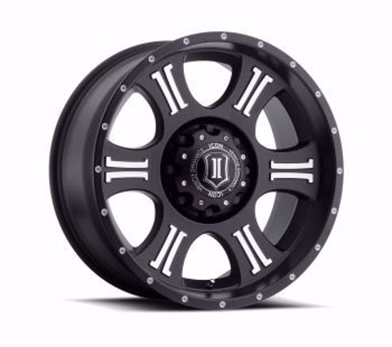 "Picture of Icon 20"" x 9"" Shield Alloy Wheel"