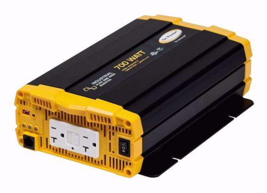 Picture of Go Power! GP-ISW700-12 Pure Sine Wave Inverter, 700 Watt