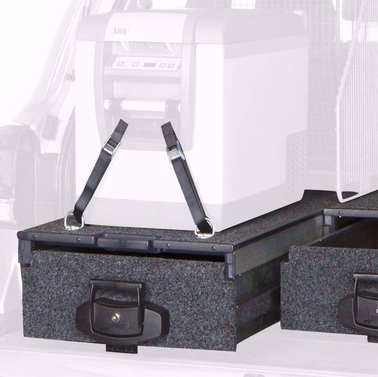 Picture of ARB RDRF945 Roller Drawer Module w/ Fridge Slider Top