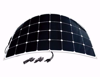Picture of Go Power! GP-FLEX-100E Flexible 100 Watt Solar Panel Expansion Kit