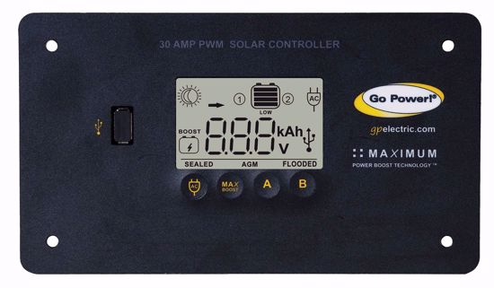 Picture of Go Power! GP-PWM-30 Solar Charge Regulator