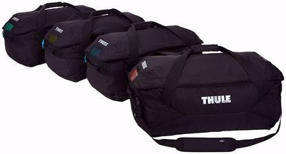 Picture of Thule 800603 GoPack Duffle Bags, Set of 4