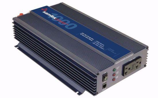 Picture of Samlex PST-1000-12 Pure Sine Wave Inverter, 1000 Watt