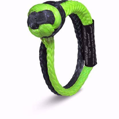Picture of Bubba Rope 176745PRO Gator Jaw Soft Shackle, 52300 lbs Max