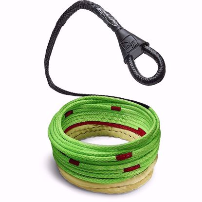 "Picture of Bubba Rope 176756X80 3/8"" X 80ft Synthetic Winch Line"