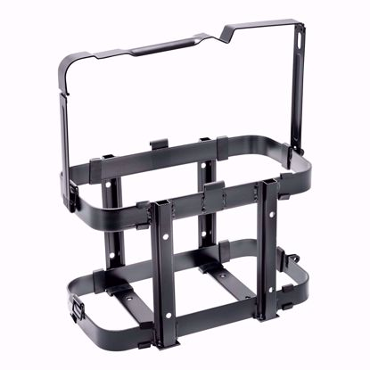 Picture of Smittybilt 2798 Single 5 Gallon Jerry Gas Can Holder Bracket