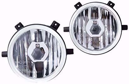 Picture of ARB 6821201  Fog Lights Kit for Deluxe ARB Steel Bumpers