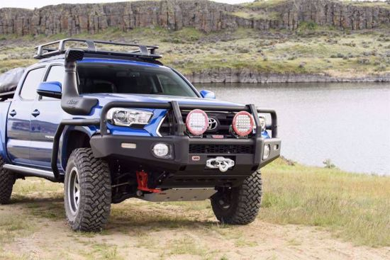 Picture of ARB 3423160K 16-18 Toyota Tacoma Summit Front Winch Bumper Kit