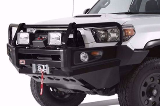 Picture of ARB 3421520 10-13 Toyota 4Runner Front Deluxe Steel Bumper