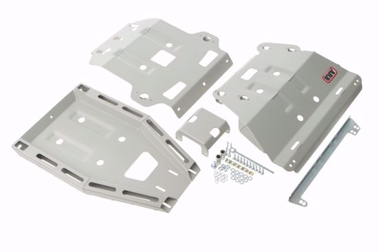 Picture of ARB 5421100 Toyota 120 & 150 Series Steel Skid Plates w/o KDSS