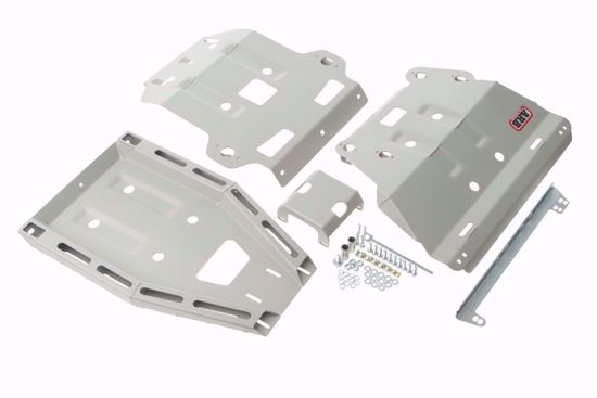 Picture of ARB 5421110 Toyota 120 & 150 Series Steel Skid Plates w/ KDSS