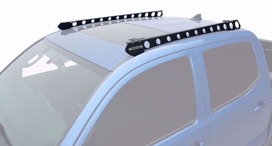Picture of Rhino-Rack RTTB1 Tacoma Crewcab Backbone Roof Rack Mounting Kit