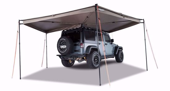Picture of Rhino-Rack 33200 Batwing Awning, Passenger's Side