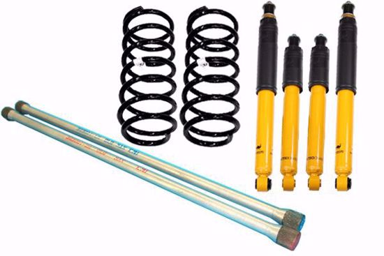 Picture of Old Man Emu Toyota 100 Series Landcruiser Suspension Lift Kit, Light Load