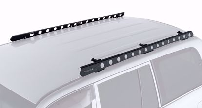 Picture of Rhino-Rack RTLB2 100 Series Landcruiser Backbone Roof Rack Mounting Kit