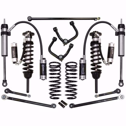 """Picture of Icon K53067T 150 Series Toyota/Lexus Stage 7 0-3.5"""" Suspension Lift Kit"""