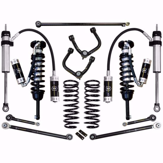 "Picture of Icon K53056T 120 Series Toyota/Lexus Stage 6 0-3.5"" Suspension Lift Kit"