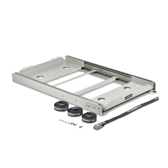 Picture of Dometic CFX-SLD95100 Slide Mount for CFX-95DZW