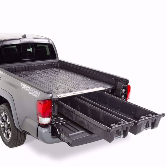 Decked MT5 2nd Gen Toyota Tacoma Truck 5ft Bed Cargo Drawers Kit