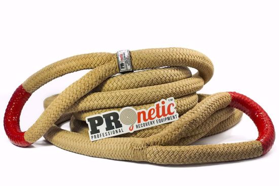 "Picture of PROnetic AP7820RT Alpine Pro 7/8"" x 20' Dynamic Recovery Rope"