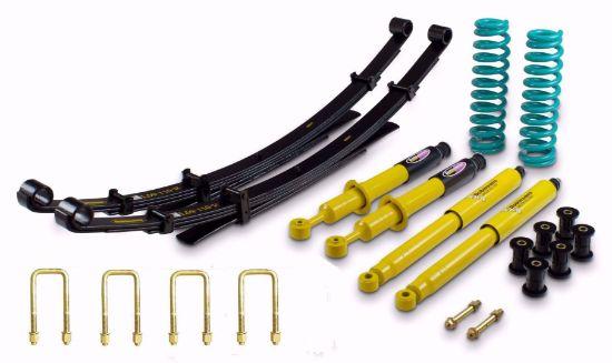 "Picture of Dobinsons 2nd Gen Nissan Frontier Medium Load 2.0"" Lift Suspension Kit"
