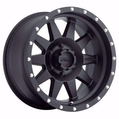 "Picture of Method MR301 17"" Wheel for 2nd Gen Nissan Frontier & Xterra - 6 x 4.5"" Bolt Pattern"