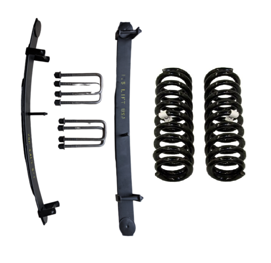 Picture of Alldogs Offroad RCKilla Coil Spring & AAL Lift Kit for 3rd Gen Tacoma
