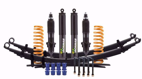 Picture of Ironman4x4 FCP Foam Cell Pro Suspension Lift Kit for 2nd & 3rd Gen Tacoma, Light/Medium Load
