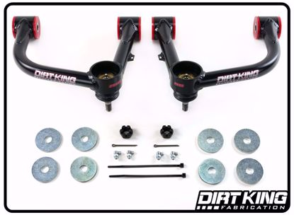 Picture of Dirt King DK-812901 Tubular Upper Control Arms for 120 & 150 Series w/ Ball Joints