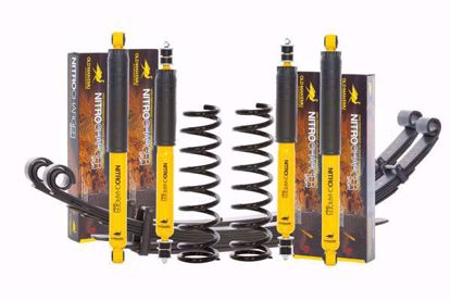 "Picture of Old Man Emu  2nd & 3rd Gen Toyota Tacoma 2"" Suspension Lift Kit, Heavy Load"