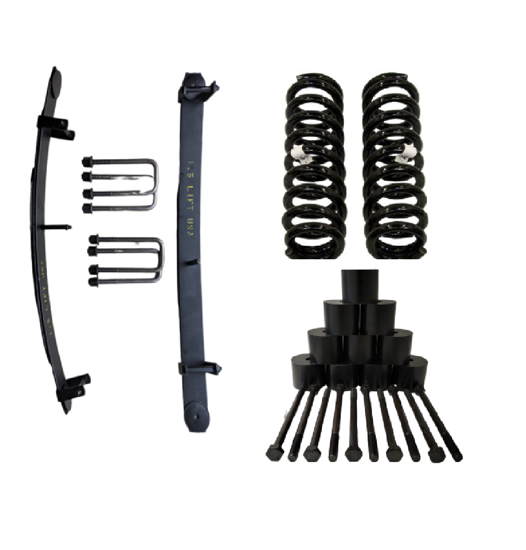 """Picture of AllDogs Offroad 3 -  4"""" Budget Lift Kit - Nissan Frontier"""