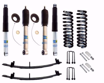 Picture of Alldogs Offroad Complete Lift Kit w/ Bilstein 5100's for 2nd Gen Nissan Frontier