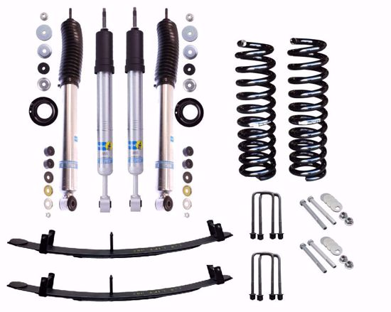 Picture of Alldogs Offroad Complete Lift Kit w/ Bilstein 5100's for 2nd Gen Toyota Tacoma
