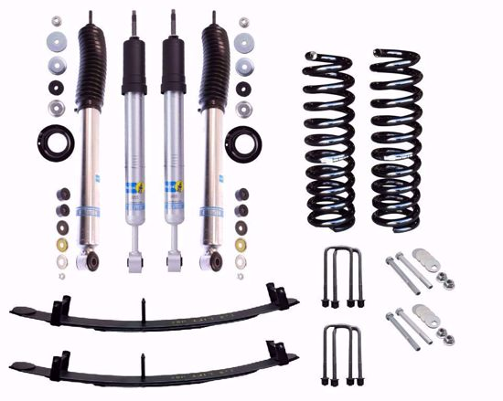 Picture of Alldogs Offroad Complete Lift Kit w/ Bilstein 5100's for 3rd Gen Toyota Tacoma