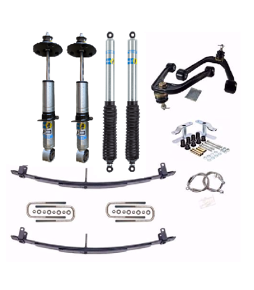 Picture of Alldogs Offroad Stage 1 Titan Swap Kit for 2nd Gen Nissan Frontier