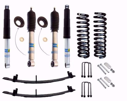 Picture of Alldogs Offroad Complete Lift Kit w/ Bilstein 5100's for 2nd Gen Nissan Xterra