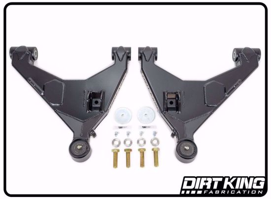 Picture of Dirt King DK-814704 Boxed Lower Control Arms for Toyota 150 Series