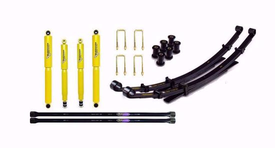 "Picture of Dobinsons 1st Gen Nissan Xterra Medium Load 2.0"" Lift Suspension Kit"