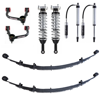 Picture of Alldogs Offroad Hyperborean Suspension Lift Kit for 2nd & 3rd Gen Tacoma w/ Radflo Coilovers