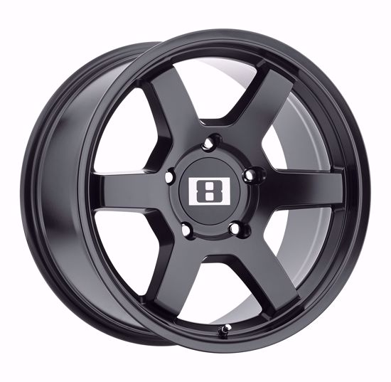 "Picture of Level 8 17"" x 8"" MK6 Alloy Wheel for 2nd Gen Nissan Frontier & Xterra"