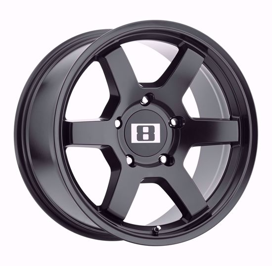 "Picture of Level 8 16"" x 8"" MK6 Alloy Wheel for 2nd Gen Nissan Frontier & Xterra"