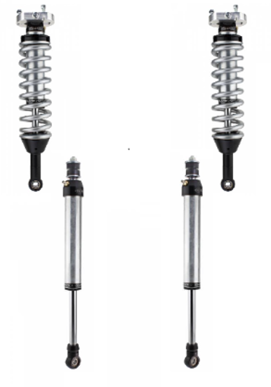 Picture of Radflo Performance Coilover Kit - Nissan R51 Pathfinder