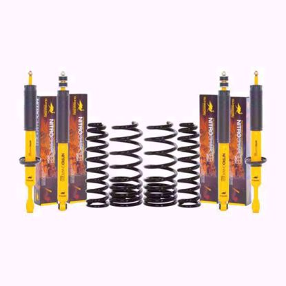 Picture of Old Man Emu R51 Nissan Pathfinder Suspension Lift Kit, Heavy Load